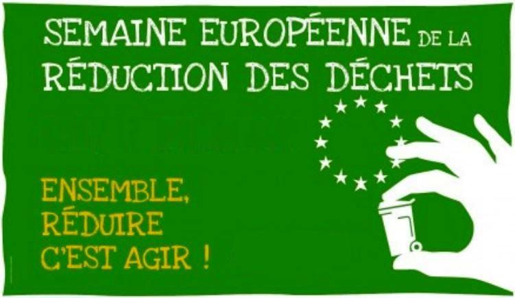 La Semaine Européenne de la Réduction des Déchets Serd-1