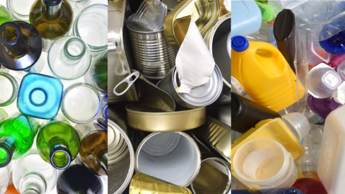emballage alimentaire en plastique recyclable
