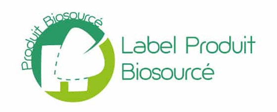 Logo Label porduit biosourcé